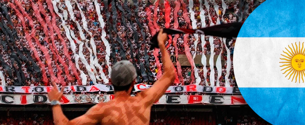 Argentina tries to stop the 'barras bravas' (supporters groups)