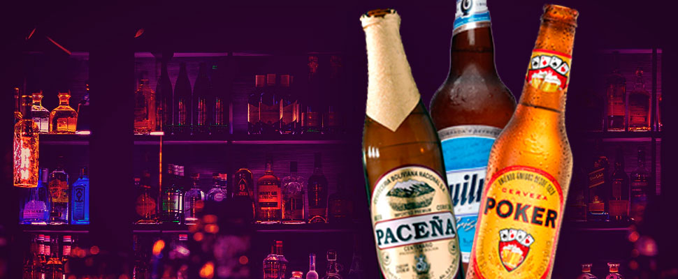 Find out the best selling beer in every Latin American country
