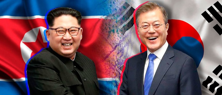 North Korea and South Korea: looking for peace