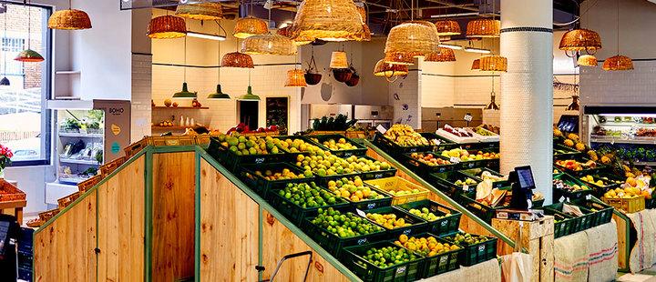Boho Food Market: una nueva forma de comer y comprar