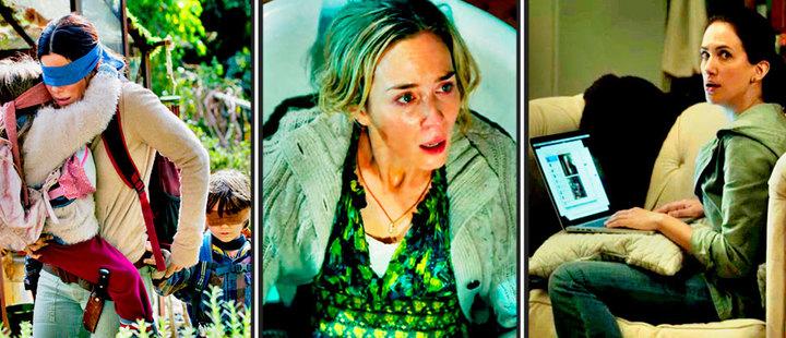 Sin ver, sin hablar, sin oír: tres películas que ponen a prueba tus sentidos