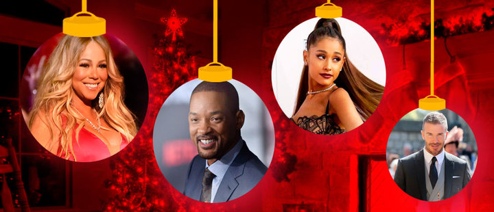 6 holiday celebrations for celebrities