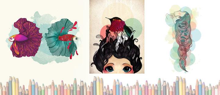 Charlötte: an emerging Mexican illustrator