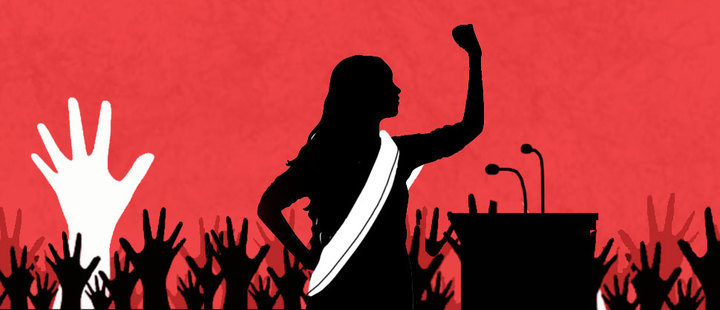 Political violence: the new challenge for women