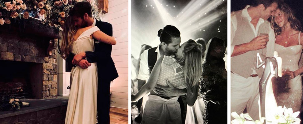 9 secret weddings of your favorite celebrities