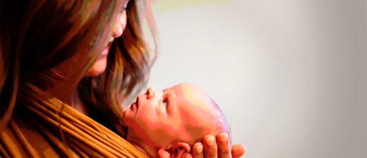 4 formas de jugar con tu recién nacido