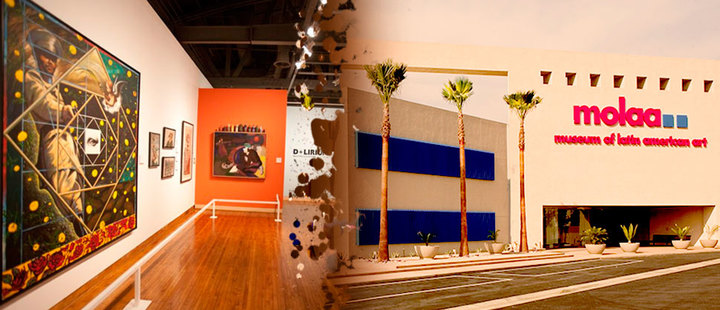Latin America takes over the California Museum of Art