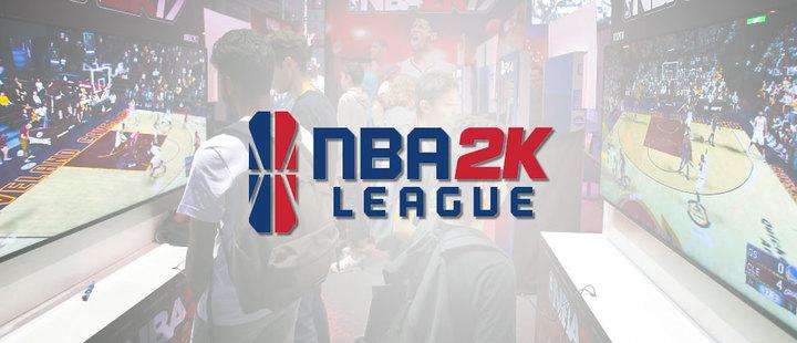NBA2K League: la primer liga oficial de ESports en el mundo