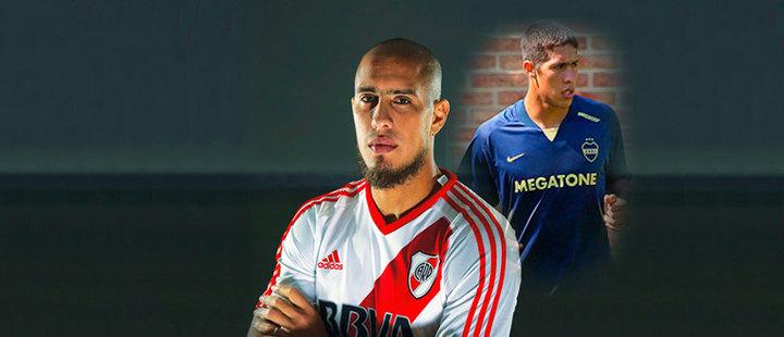 El buen hijo no vuelve a casa: 3 futbolistas que jugaron en el club enemigo