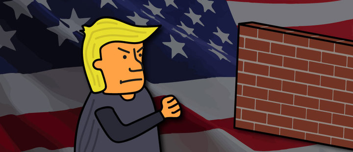 Trump vs. Democrats: Will there finally be a wall?