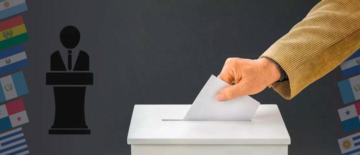 Latinoamérica: 6 elecciones presidenciales en 2019