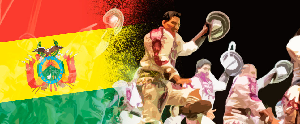 """One hundred percent Bolivia"": the event that makes the world dance"