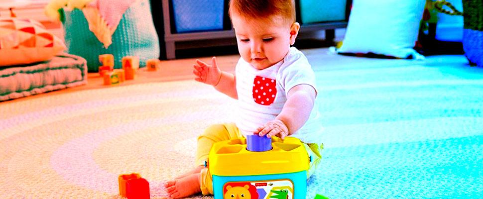 Juegos para estimular los sentidos de tu bebé
