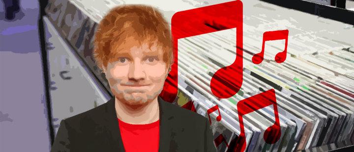 ¿Inspiración o copia? Ed Sheeran es acusado por plagio