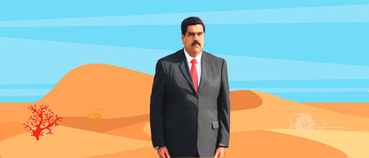 Nicolás Maduro: lonelier than ever