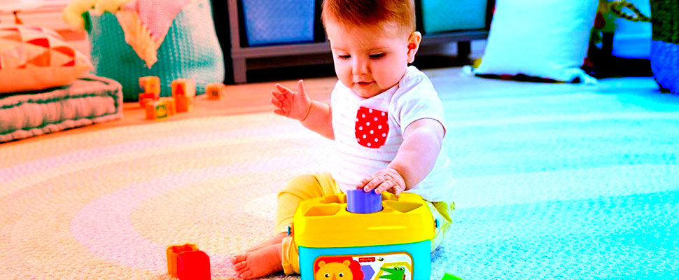 Games to stimulate your baby's senses