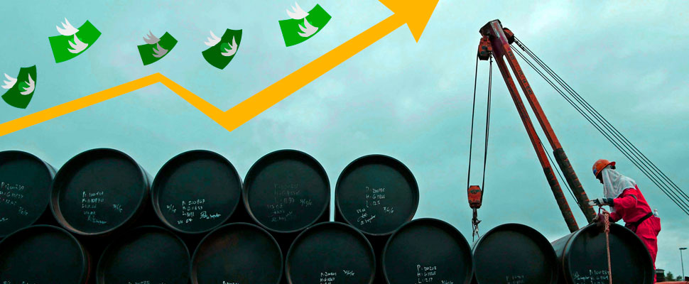 ¿Cuáles serán los precios del petróleo para el 2019?