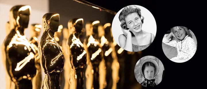 Nunca se es demasiado joven para un Oscar