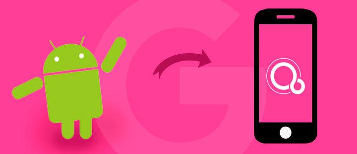 Llega Google Fuchsia: ¿Estamos cerca del final de Android?