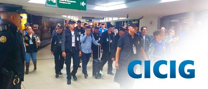 Intentan deportar a funcionario de Las Naciones Unidas de Guatemala