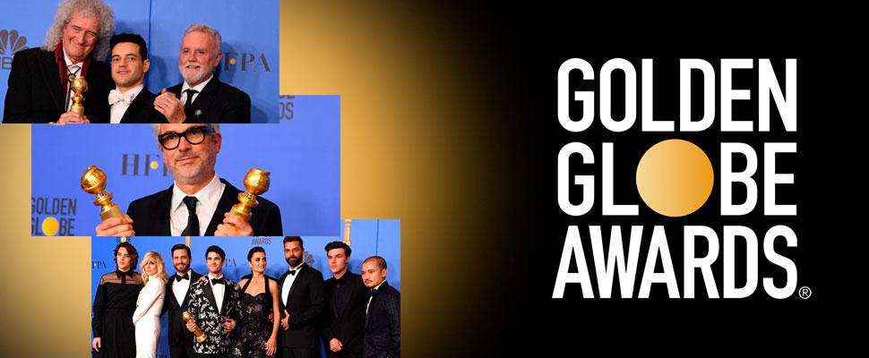 Estos son los ganadores de los Golden Globes