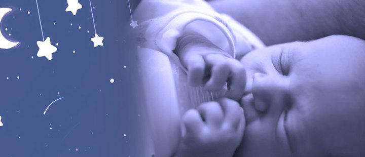 5 pasos para que tu bebé deje el biberón nocturno