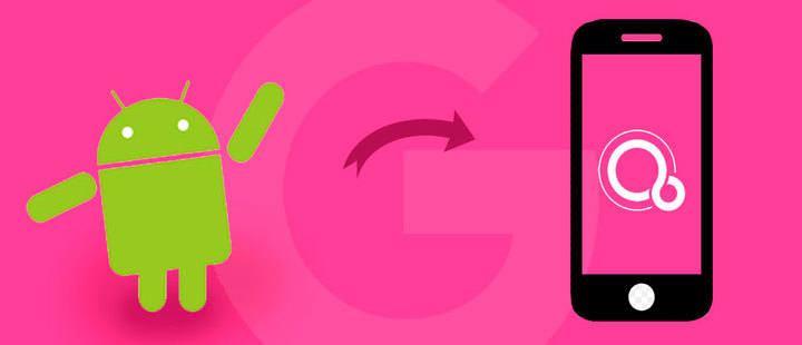 Google Fuchsia arrives while the end of Android is coming