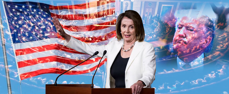 Nancy Pelosi: Empty house for the Democrat?