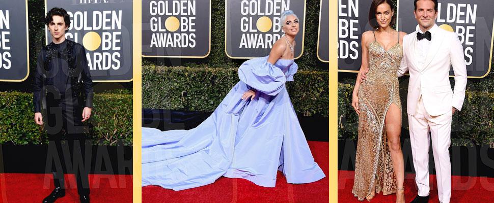 Globos de Oro: los mejores looks de la primera gala del año