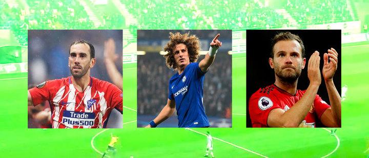 Estos futbolistas saldrán gratis de sus equipos en este 2019