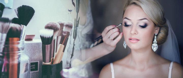 Consejos para decidir quién te maquillará en tu boda