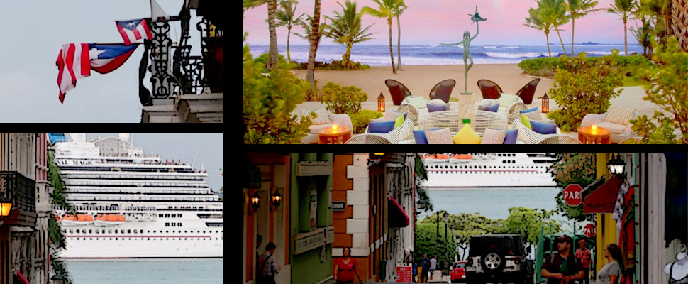 Travel to Puerto Rico and discover the St. Regis Bahia Beach