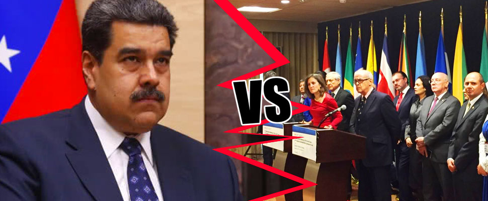 Grupo de Lima VS Venezuela: will the sanctions work?