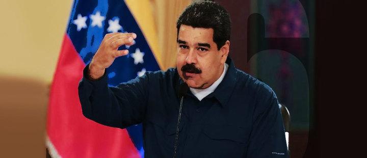 Venezuela tendrá que soportar a Nicolás Maduro por otros seis años