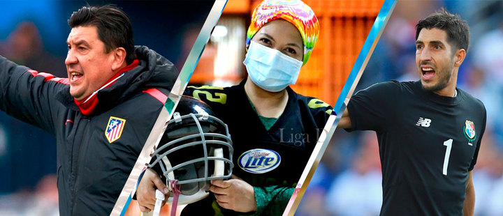 Life warriors: 4 athletes who overcame diseases