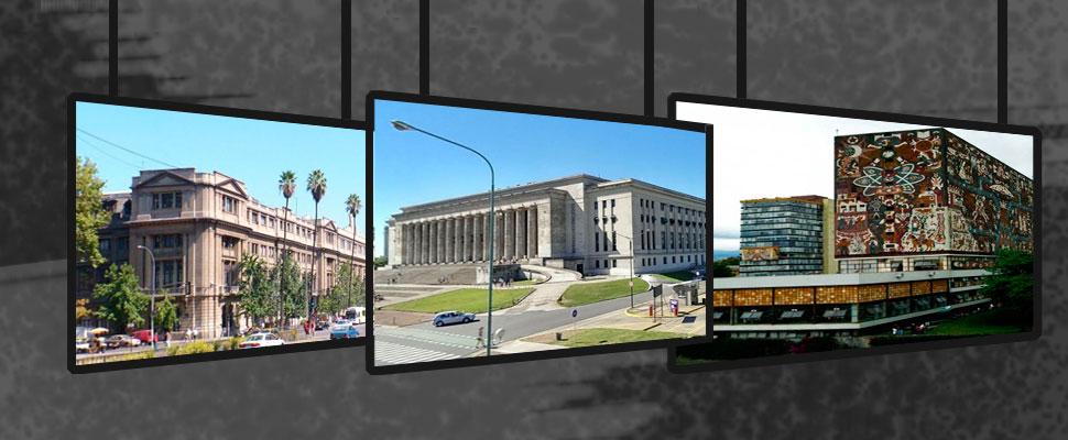 Top 3 de las mejores universidades de Bellas Artes en América Latina