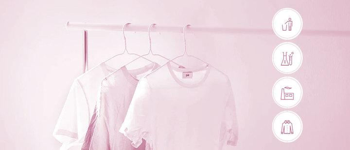 Moda sostenible: lo que debes saber de la ropa infinitamente reciclable