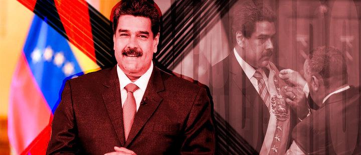 """""""Un nuevo comienzo de la revolución bolivariana"""": Nicolás Maduro"""