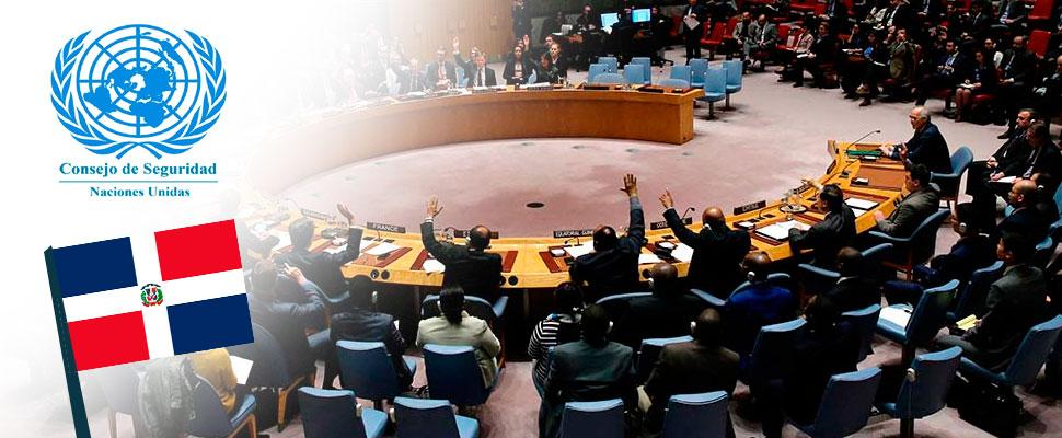 República Dominicana: Los retos como miembro del Consejo de Seguridad