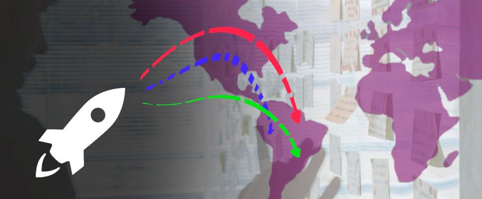 Estos son los países latinoamericanos más atractivos para las aceleradoras