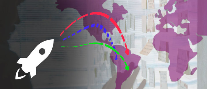 These are the most attractive Latin American countries for accelerators