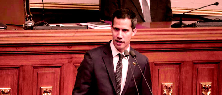 Juan Guaidó: the man who represents a new beginning for Venezuela