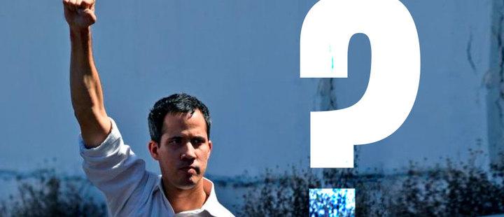 Venezuela: ¿Qué pasó con Juan Guaidó?