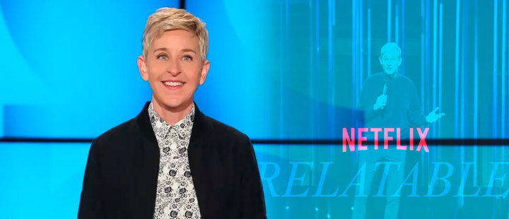 Can we still identify with Ellen DeGeneres?