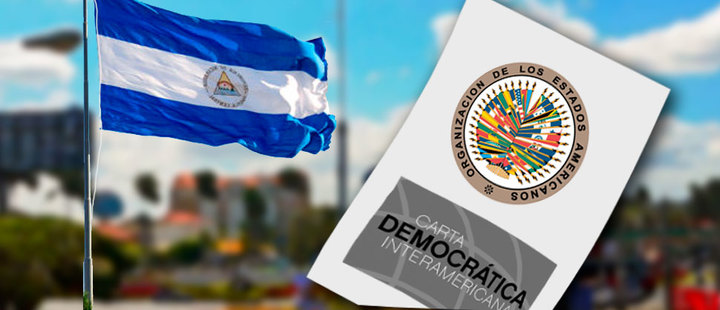 Nicaragua: soon to leave the OAS?