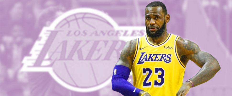 Los Ángeles Lakers ¿la aventura más arriesgada en la carrera de LeBron James?