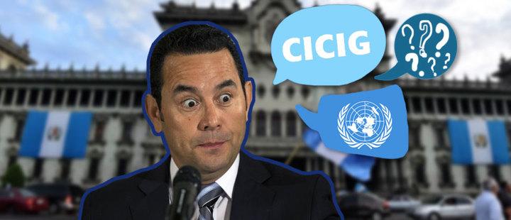 Guatemala: ¿Llegó el fin de la Cicig?