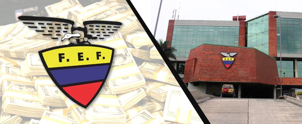 Ecuador: the debt that puts the 2019 soccer championship at risk