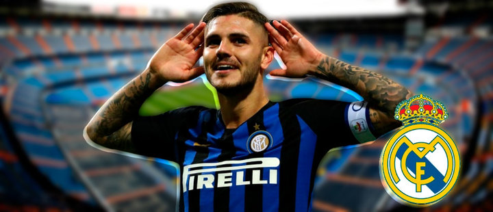 Icardi seeks to open the doors of Real Madrid