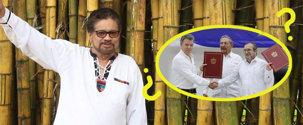Does the Colombian State comply with the Peace Agreement?